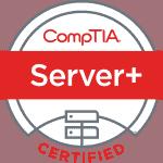 CompTIA Server+ certified