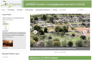 olitreva website